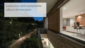 hofmandujardin architecture and interior design hofmandujardin villa amsterdam