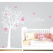 stickers arbre chambre enfant arbre stickers chambre bebe sticker d co b b s stickers arbre blanc