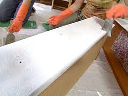 How To Strip Paint From Cabinets How To Remove Paint And Reveal The Natural Wood How Tos Diy