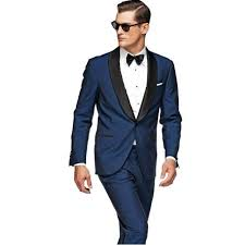 wedding suits black blue one button wedding suits for mens 2016 the best