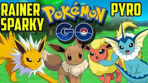 eevee name evolution test pokemon go youtube