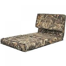Dorm Lounge Chair Convertible Folding Lounge Chair Camo Teens Bed Seat Guest Sleeper