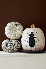 decorating white pumpkins for halloween u2022 halloween decoration