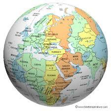 us map globe time zone globe