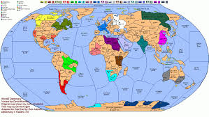 Usa Map With Names by Map Of The World With Names Foto Nakal Co