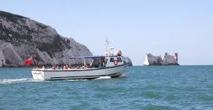 isle of wight boat trips u0026 tours the needles landmark attraction