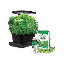 Indoor Herb Garden Kit Indoor Herb Garden Kit Led Grow Light System Seed Pod Planter