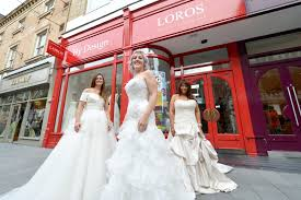 wedding dresses leicester a look at some of the wedding dresses on sale at loros leicester