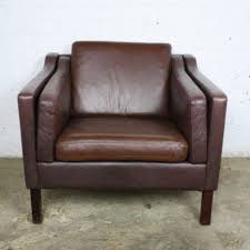 Danish Chairs Uk Vintage Danish Leather Armchair Lovely And Company