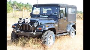 thar jeep modified in kerala thar crde modified on jeepclinic youtube