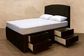 Woodworking Plans Platform Bed With Storage by King Size Platform Storage Bed Plans Platform Storage Bed Plans