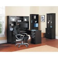 realspace magellan collection l shaped desk espresso realspace magellan collection hutch 33 5 8 h x 58 1 w 11 in corner