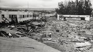aleutian quake zone could shoot big tsunamis to hawaii california