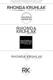 unique realtor logo for business cards 29 for free logo templates