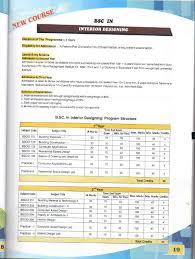 correspondence interior design courses