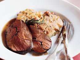 herb crusted leg of lamb recipe gary danko food u0026 wine
