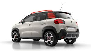 new citroen c3 citroen reveals first pictures of new c3 aircross small crossover