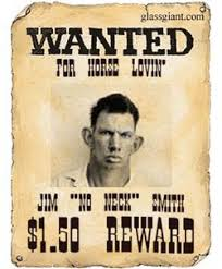 wanted poster generator make your own old west style wanted