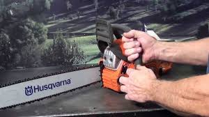 the chainsaw guy shop talk husqvarna 445 x torq chainsaw 9 24
