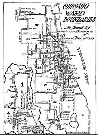 Chicago Ward Map Ward Map U20141911