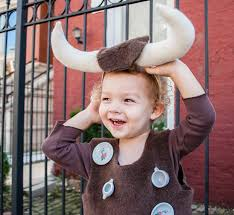 80s Halloween Costumes Kids Easy Diy Halloween Costume Toddlers Bull China Shop