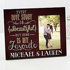 Personalized Wedding Photo Album Personalized Wedding Picture Frames U0026 Photo Albums Bed Bath U0026 Beyond