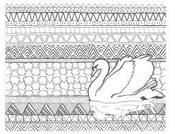 aztec animal coloring pages calendar pictures elephant colouring