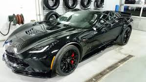 when your car looks like a batmobile badasserie 2016 corvette
