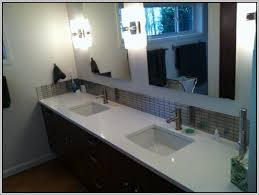 Quartz Bathroom Countertops With Sink Bathroom  Home Decorating - Quartz bathroom countertops with sinks