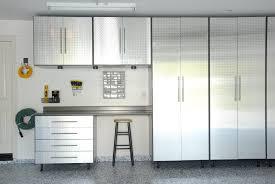 Metal Storage Shelves Furniture Chrome Metal Storage Cabinet With Drawer Plus Wall