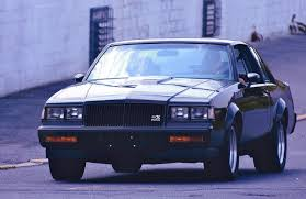 1982 Buick Grand National For Sale Buick Grand National Gnx Black Air