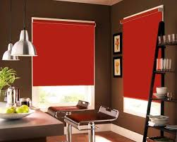Red Blackout Blind Blackout Blinds Sombras From York Weave By Sedar Curtains