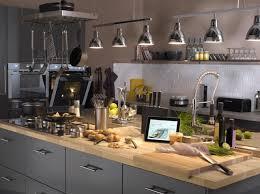 luminaire plan de travail cuisine magnifique idee deco luminaire pour plan de travail cuisine ensemble