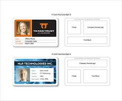 id card sle template id card design template 28 images 10 free employee id card