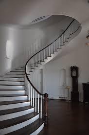 staircase longwood plantation millwood va antebellum