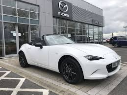 mazda used cars used 2017 mazda mx 5 131ps sport nav for sale in pat kirk mazda