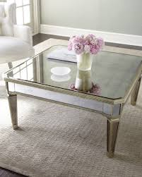 Mirrored Coffee Table Tray by Silver Coffee Tables Coffee Tables Thippo