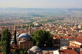 Ottoman Empire Capital Bursa Turkey The Major Capital Of The Ottoman Empire X