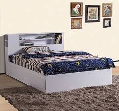 great white bookcase headboard queen 38 for easy diy upholstered