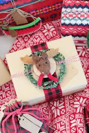 christmas gift wrap between two coasts