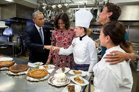thanksgiving from the white house kitchen