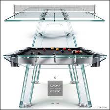 Best Game On Designer Table Tennis Foosball Billiards - Designer ping pong table