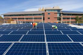 install solar on college cuses signs of progress on renewable energy yale e360