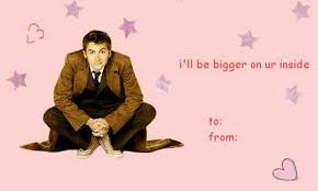 dr who valentines day cards wibbly wobbly for you doctor who s day cards 2014