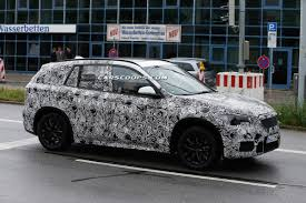2016 bmw x1 pictures photo new 2016 bmw x1 spied in more production ready form