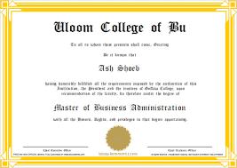 certificate template amitdhull co
