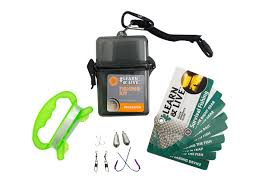 survival technologies learn and live fishing kit combo pairs