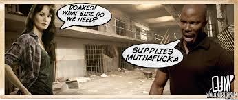 Doakes Meme - doakes meets the walking dead by cum meme center
