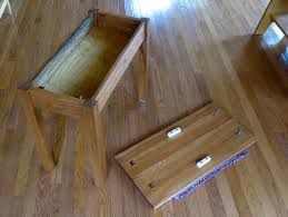 how to make a small table a simple cherry end table projects by zac