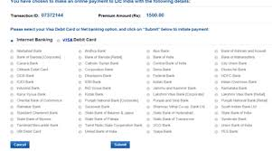 Sbi Cc Bill Desk Lic Pay Direct Payment Online Without Registration